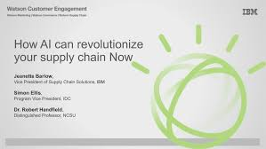 Now Open For Supply Chain How Ai Can Revolutionize Your Supply Chain Now Ibm Mediacenter