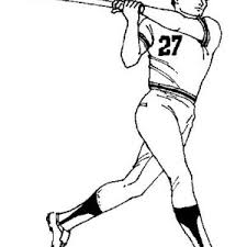baseball bat coloring pages baseball and bat in mlb coloring page color luna
