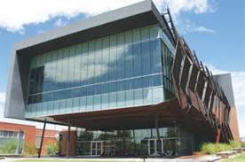best contemporary architecture ua stevie eller dance theatre