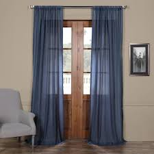 120 Drapery Panels 100 Linen Sheer Curtain Panels Half Price Drapes Solid Faux