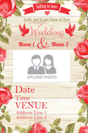 Marriage Invitation Card Buy Wedding Rectangular Shaped Invitation Cards Online In India