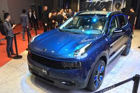 lynk u0026 co reveals production ready 01 suv at shanghai motor show