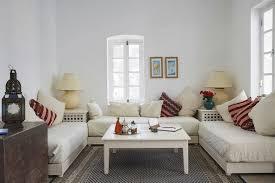 canapé orientale moderne salon moderne d inspiration marocaine