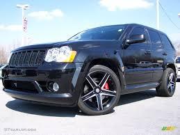 srt8 jeep black 2008 black jeep grand cherokee srt8 4x4 7058257 gtcarlot com
