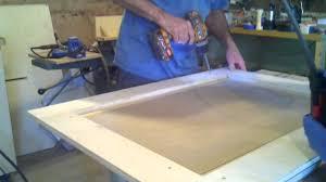 How To Make A Raised Panel Cabinet Door Mdf Raised Panel Jig