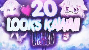 imagenes kawai de chicas los mejores looks kawaii para chicas habbo youtube