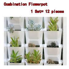 Vertical Garden For Balcony - aliexpress com buy flower pots planter for balcony flower