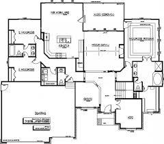 custom built homes floor plans lovely floor plans custom built homes house ideas best open luxury