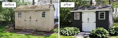 shed makeovers a glimpse into my shed s future beneath my heart