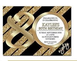 80th birthday invitations dhavalthakur com