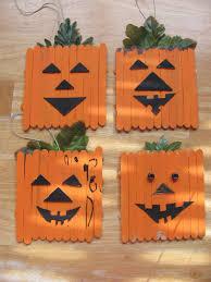 craft stick pumpkins u2013 portsmouth public library