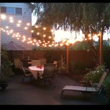 Backyard Patio Lights Outdoor Canopy Lights On Solar Lights Outdoor Easy Outdoor Patio