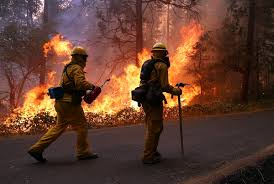 Wildfire Yosemite 2013 by Dee Finney U0027s Blog February 3 2013 Page 438 The Burning Bush