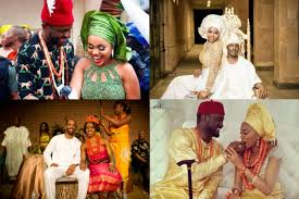 Traditional Wedding Traditional Wedding Attire In Igboland Naij