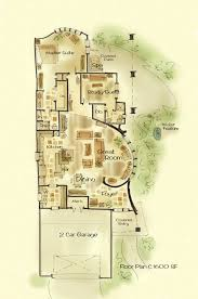 european house plans one story corazon house plan custom house plans with a point of view