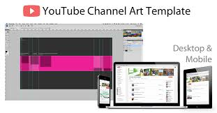 youtube channel layout 2015 youtube channel art photoshop template image size 2560 x 1440