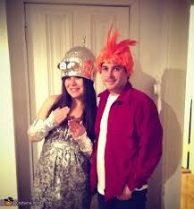 Bender Halloween Costume Futurama Fry Bender Couple Costume