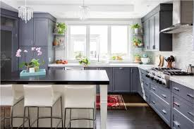 grey kitchen decor ideas 20 gorgeous gray kitchen ideas how to use gray in kitchens