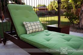 Diy Chaise Lounge Sofa White Diy Outdoor Chaise Lounge Diy Projects
