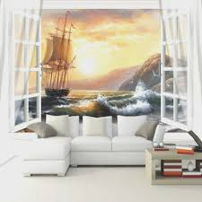 awesome wall murals living roomwall murals for living room