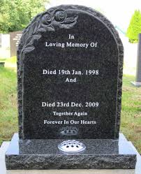 granite headstones cemetery headstones and gravestones cremation plaques