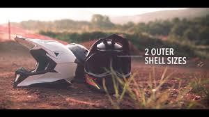 661 motocross helmet x lite x 502 motocross helmet youtube