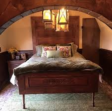 Hobbit Home Interior Washington Hobbit Hole Is The First Of Three In An Off Grid Shire