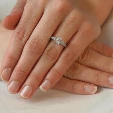 oval cut diamond s oval cut diamond cz three ring jewelry box
