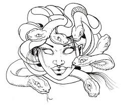 Coloring Pages Of Coloring Coloring Pages Of Medusa Plus Printable Medusa Coloring by Coloring Pages Of