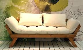 canapé lit futon canape pliable lit canape lit futon 2 places haru ikea prix canape