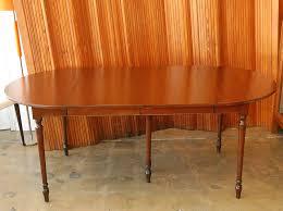 pennsylvania house mahogany dining room set