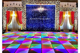 elegant wedding reception backdrops