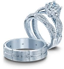 wedding ring sets bridal ring sets verragio designer engagement rings and