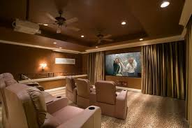 How To Design A Home Theater Room Bonito Designs - Interior design home theater