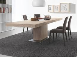 calligaris echo extending table modern dining tables contemporary designer furniture
