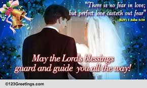 wedding wishes biblical a card on christian wedding free around the world ecards 123