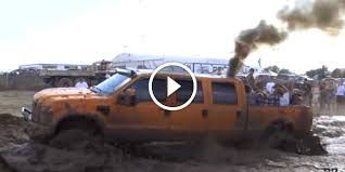 mud truck diesel brothers this is how you blow away a mud hole a powerful 6 door diesel