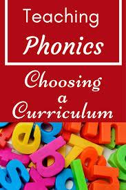 teaching phonics choosing a curriculum jen merckling