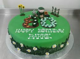 gardening themed 80th birthday cake crumbs cake shop sheffield