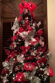 Red Black And Green Flag With Moon And Star Best 25 Red Black Tree Ideas On Pinterest Christmas Tree Bows