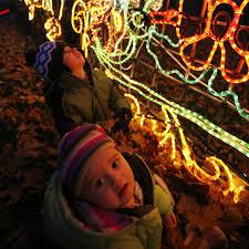 Toledo Zoo Christmas Lights by Toledo Zoo U0027s Lights Before Christmas Display The Blade