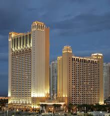 Las Vegas Hotels On The Strip Map by The Best Business Hotels In Las Vegas Hipmunk