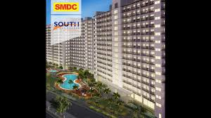 sm southmall movie guide south residences at sm southmall las pinas by smdc youtube
