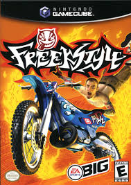 video motocross freestyle freekstyle 2002 gamecube box cover art mobygames
