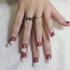 nail designs white tips image collections nail art designs