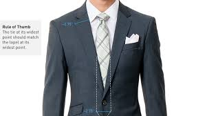 wide tie tie width how slim or wide should you go the compass