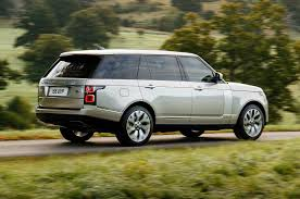 custom land rover lr2 range rover debuts p400e plug in hybrid due for 2019 automobile