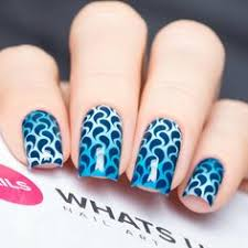 musical nails these designs look rather cool on your nails to