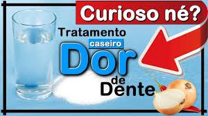 New 17 Incríveis Remédios Caseiros para Dor de Dente Urgente - YouTube &KI25