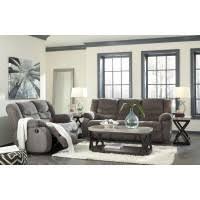 tulen gray reclining sofa 9860688 reclining sofas